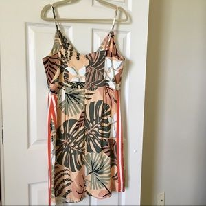 Anthropologie Dresses - NWT Farm Rio Palm Mini Dress XL